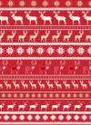 Бумага DECOPATCH  Новогодние олени