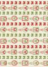 Бумага DECOPATCH Красно-зеленые бантики
