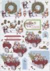 Карта Праздничное веселье