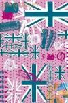 Бумага DECOPATCH Англия розовая