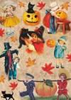 Бумага рисовая Craft Premier Хэллоуин