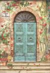 Бумага рисовая Stamperia А4 Марка - Лондон, телефонная будка