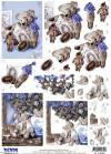 Карта серии Плюшевые медведи №6