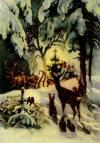 Набор Зимний лес