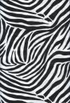 Бумага DECOPATCH Зебра черно-белая