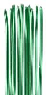 Проволока алюминевая для флористика, 1,5мм, цвет Зеленый