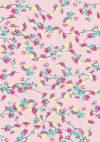 Бумага DECOPATCH Веточки на розовом