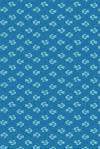 Бумага DECOPATCH Пальметта на голубом