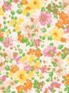 Бумага DECOPATCH Акварельные цветы