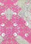 Бумага DECOPATCH Лоскуты-цветочки розовые