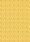 Бумага DECOPATCH Мелкие цветочки на желтом