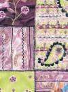 Бумага DECOPATCH Пэчворк розовый
