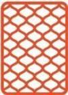 Трафарет-маска Ворота, 15х21см
