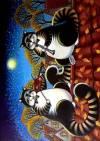 Декупажная рисовая карта ProArt, 13,5х19см, серия Котомания, Музыканты