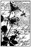 Штамп на резиновой основе HD Mix Media art 7х11см, Пчелы