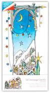 Набор 10,5 х 21 см, Заснеженное Рождество Michael Powell