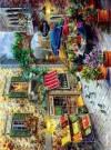 Декупажная рисовая карта ProArt, 13,5х19см, Овощной магазин