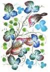 Бумага рисовая Craft Premier А4, Нежные птички