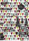 Бумага рисовая Craft Premier А4, Рождество-251