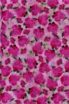 Бумага DECOPATCH Розы малиновые