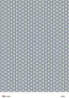 Декупажная рисовая карта ProArt, 21х29,7см, Гжель