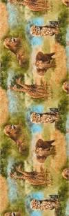 Ткань для пэчворка, панель, 60х110см, серия Nature Studies 3