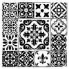 Трафарет 18х18см, Mix Media 3D эффект, Azulejos tiles