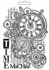Форма для мягких моделирующих паст, Время машин
