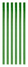 Клей цветной для малых клеевых пистолетов, d 7,2мм, 20см., цвет Зеленый
