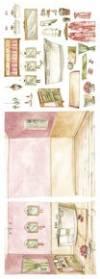 Рис. бумага Renkalik Ванная комната