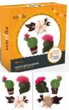 Набор для валяния, Цветущие растения броши