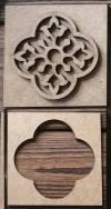 Плитка Не керамика, 5х5см