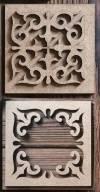 Плитка Не керамика, 5х5см, Квадрат