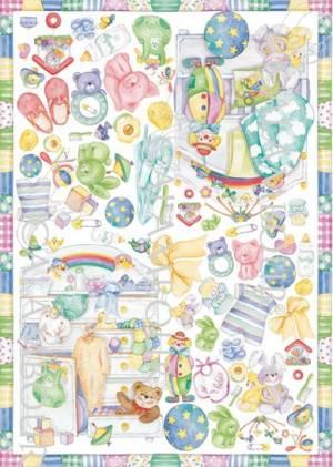 Рисовая бумага Calambour DGR Детская комната