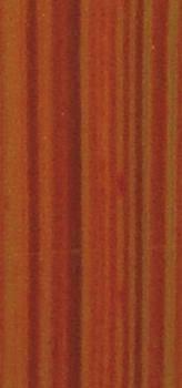Фольга восковая для украшения Акварельные полосы, цвет Винно-красный