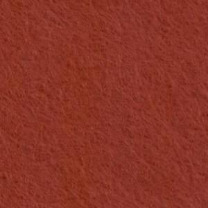 Лист фетра, цвет Красно-коричневый
