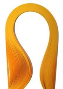 Бумага для квиллинга, 3мм, цвет Желтый