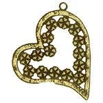 Филигранный элемент1 шт,  цвет Золото