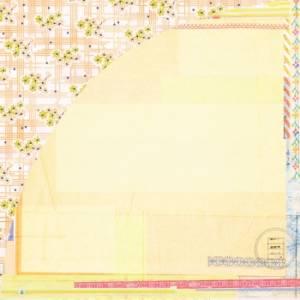 Бумага д/скрап двустороння Citrus , серия: Soleil