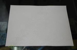 Обложка на паспорт из нат.кожи, цвет Белый