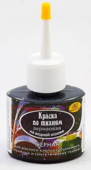 Краситель для ткани черный своими руками