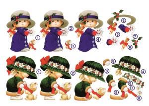 Набор Шляпы