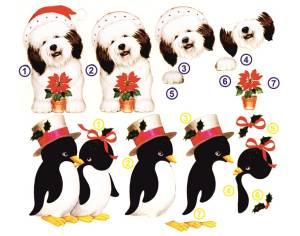 Набор Пес и пингвин