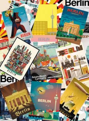 Бумага рисовая Craft Premier Берлин
