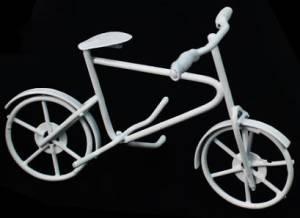 Металлический мини городской велосипед