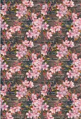 Рисовая бумага 32х22см, Весна