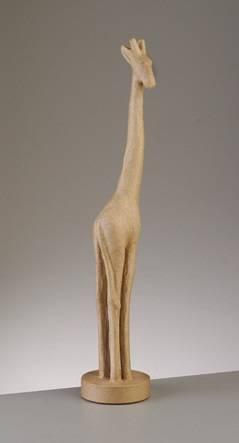 Заготовка из папье-маше Жираф