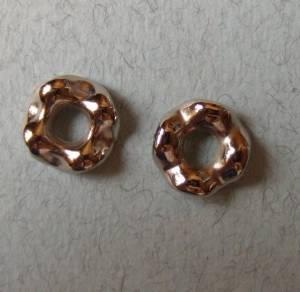 Разделитель бусин Кольцо волнистое - DT 1-5