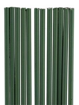 Проволока флористическая в оплетке, 1,2мм, цвет Зеленый