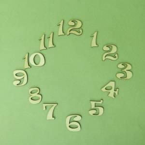 Комплект Арабские цифры-2,5